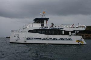 barco columbretes peñiscola