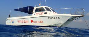 viajes columbretes barracuda cuatro