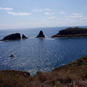 viajes columbretes islas