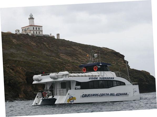 Viajes columbretes Peñíscola Sergi I