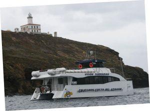 excursión a las islas columbretes desde peñíscola