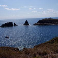 viajes isla columbretes castellón